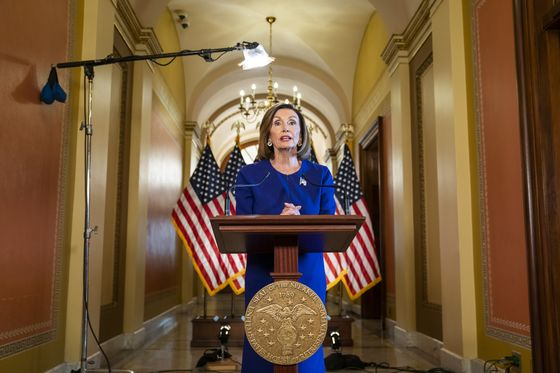 Democrats Gird for Impeachment Fight Overtaking the 2020 Race