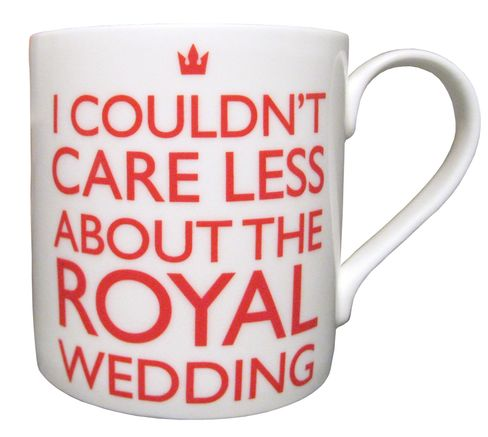 Fed up Brits Proclaim Indifference as Royal Wedding Nears