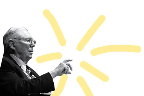 Berkshire Hathaway's Charlie Munger Shows a Golden Touch