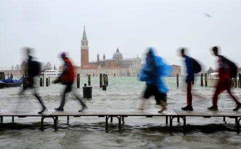 UN Charts Unprecedented Global Warming as Sea-Level Rise Doubles