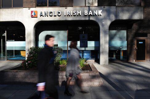 Anglo Irish Bank Sees 2010 Loss of 17.6 Billion Euros
