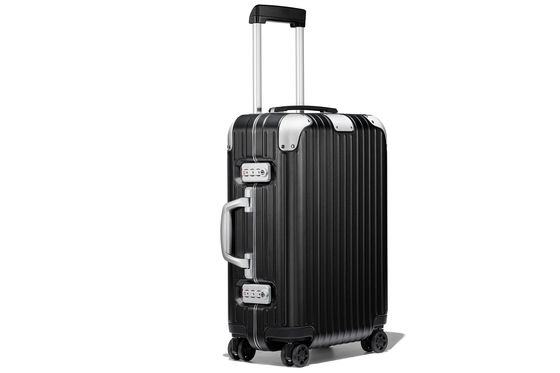 RimowaHas Made a $1,000 See-Through Suitcase