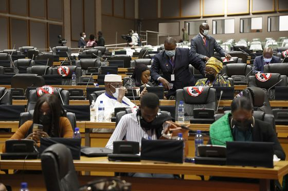 Death Threats, Flying Kick Disrupt Pan-African Parliament Vote