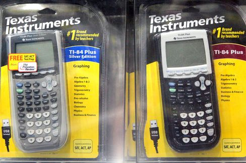 Texas Instruments Forecasts Sales Top Estimates