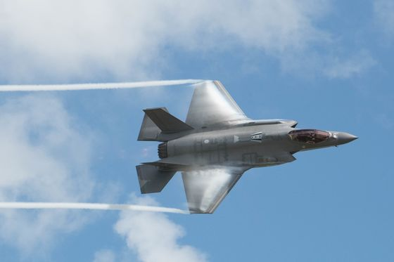 F-35's Buggy Software Prompts Pentagon to Call in Universities