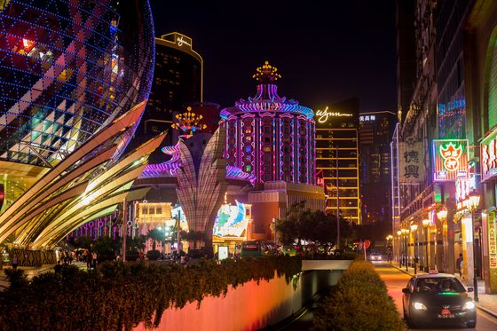 China's Casino Crackdown Part of Quest to Transform Macau