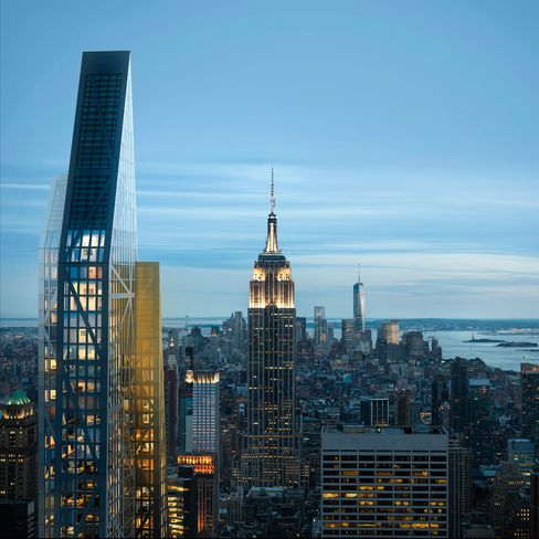 53W53 will be a new architectural monument on the Manhattan skyline.