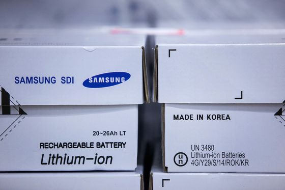 For Now, at Least, the WorldIsn't Making Enough Batteries