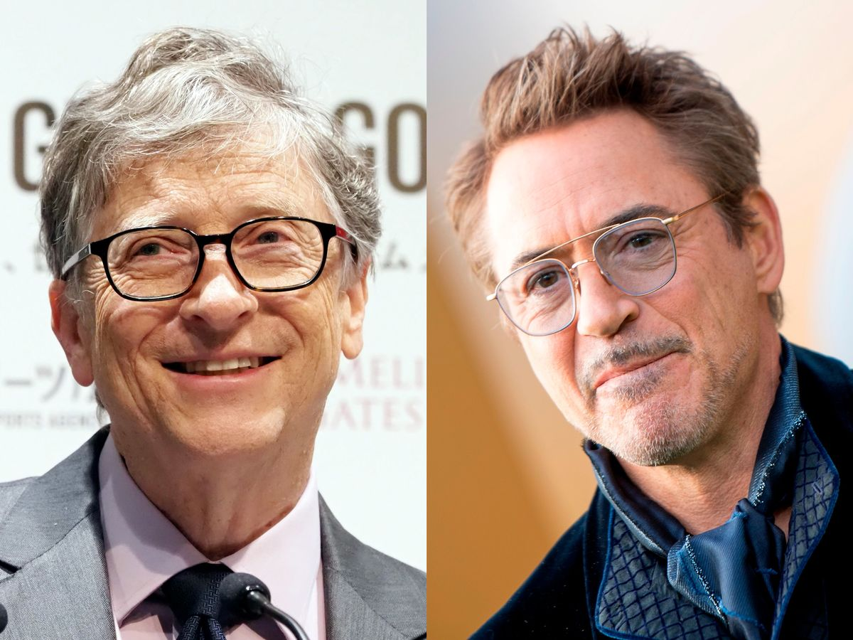 Robert Downey Jr. and Bill Gates Bet On Electric Motor Startup