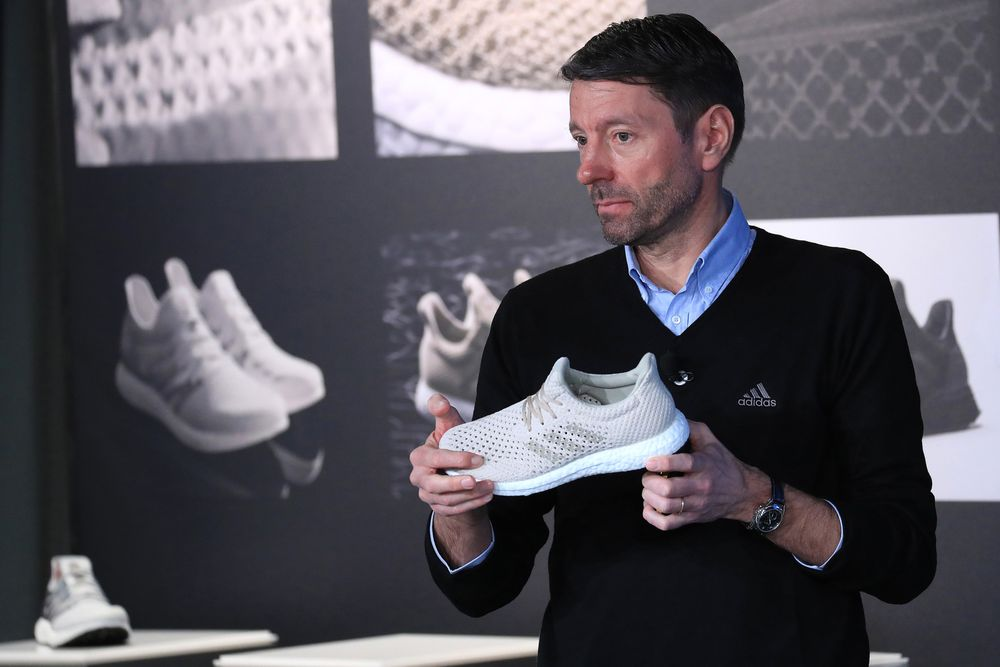 42bd1833849 New Adidas CEO Plans Fast-Fashion Focus to Catch Up to Nike - Bloomberg