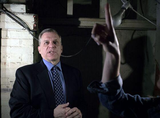 Christie Successor Touts $300 Million Repair He Once Scorned