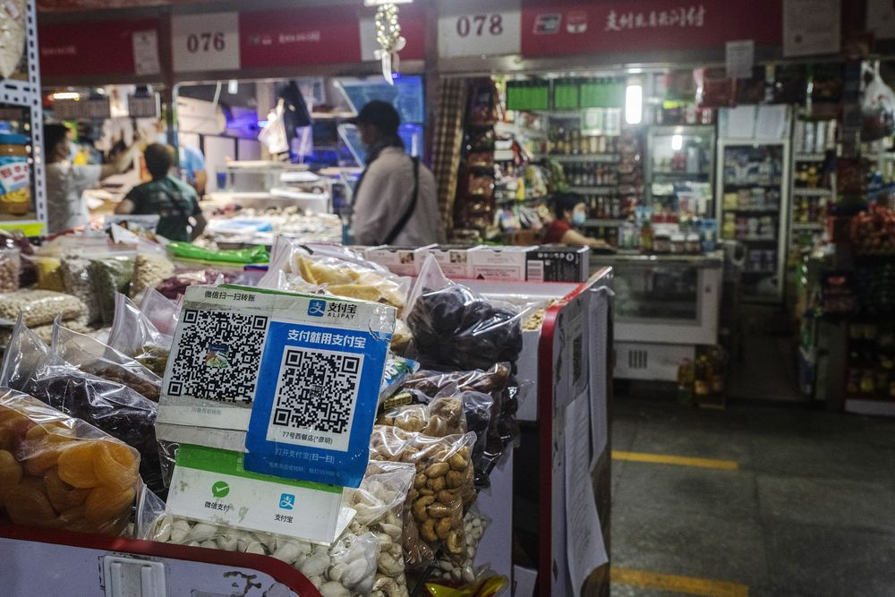 Ant's Alipay service revolutionized the way Chinese people pay for things, both online and in physical shops.