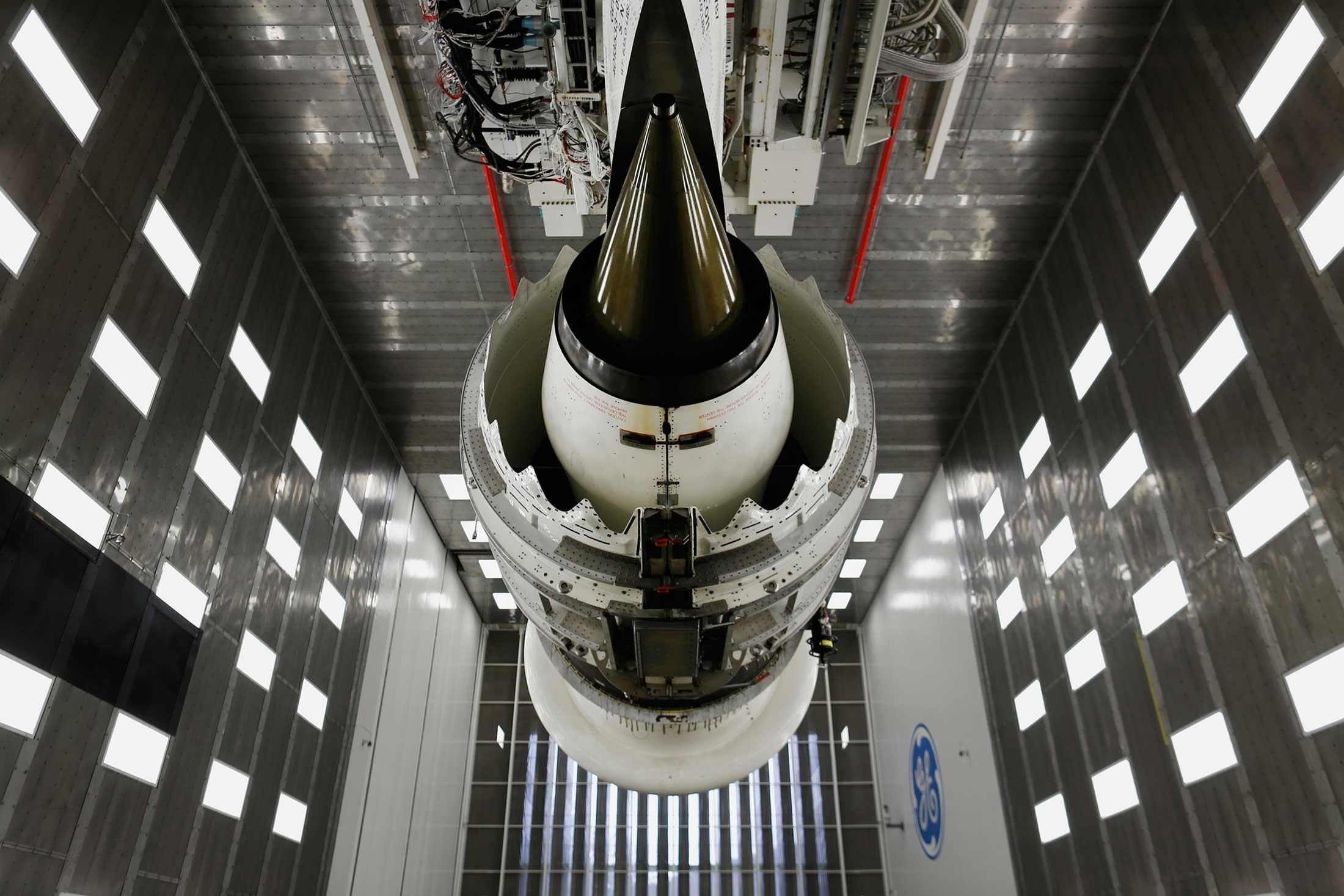 GE Plans $200 Million Rocket City Plants on Jet Engine Surge