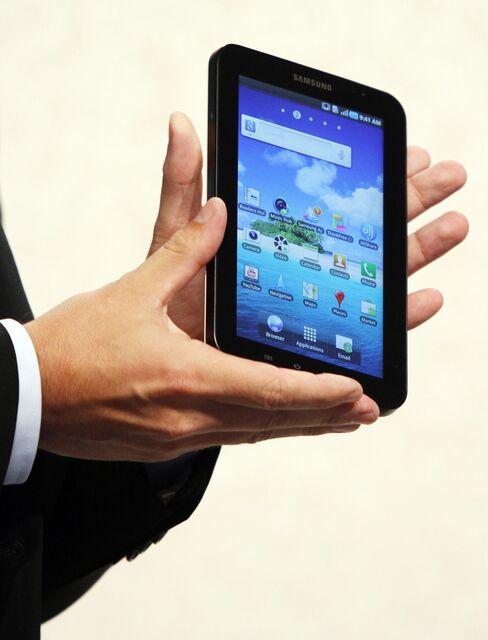 AT&T, Sprint, Verizon Said to Plan Samsung Tablet