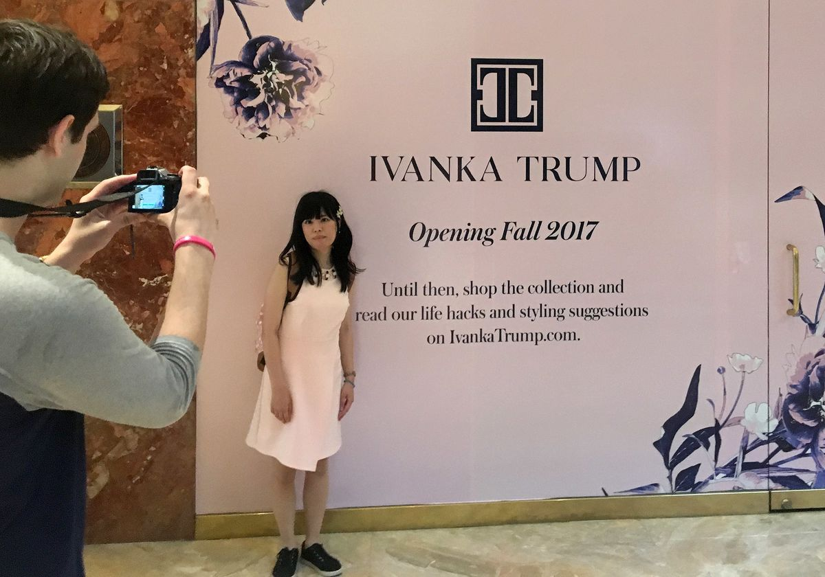 Ivanka Trump Brand to Open New York Store in Second Stab at Retail -  Bloomberg