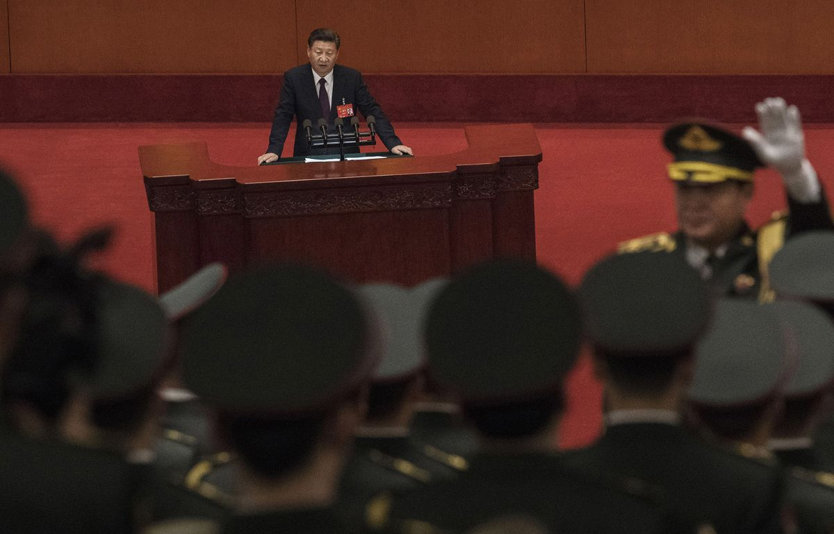 All Eyes Are on Xi's Succession Plan