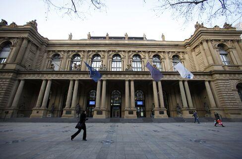 Deutsche Boerse-NYSE Euronext Takeover Vetoed by EU