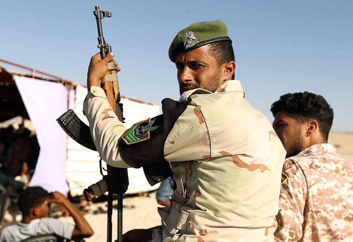 Libya's Endless War Is What Happens If the U.S. Won't Lead
