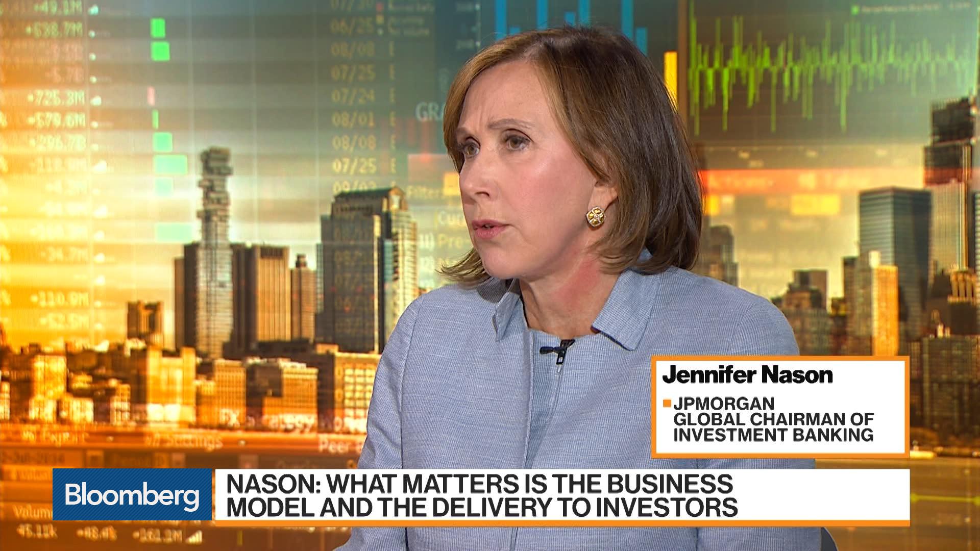 IPO Market Going Through a Value Reset, JPMorgan's Nason Says