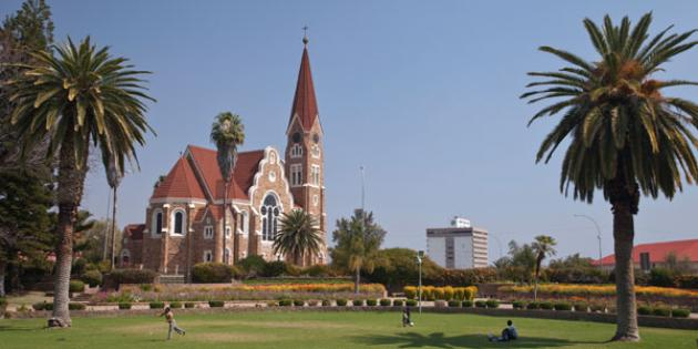 No. 17 Cheapest City for Expensive Living: Windhoek, Namibia