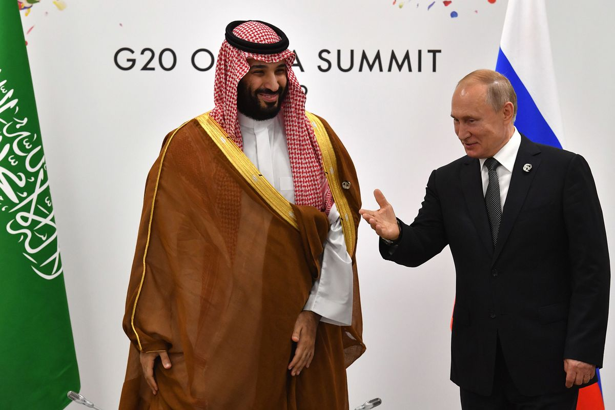 Oil Aside, Putin's Saudi Bromance Yet to Yield Dividends