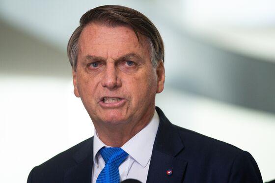 Bolsonaro Seeks Energy Tax Cuts as Inflation Hits Popularity