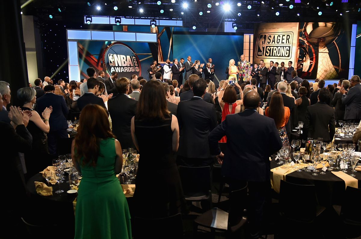 Now The NBA Has Its Own Version of the Golden Globes