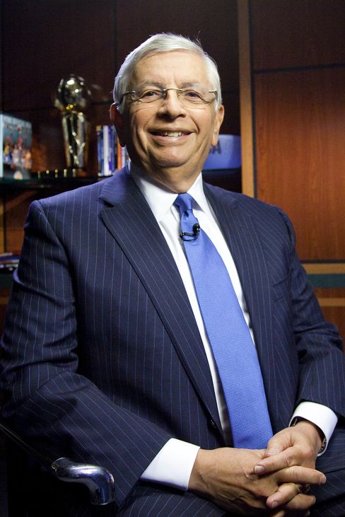 NBA Commissioner David Stern to Step Down in February 2014