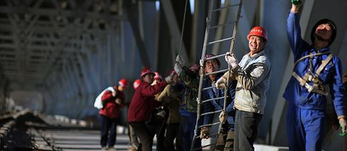 A Tough New Year for China's Migrant Workers