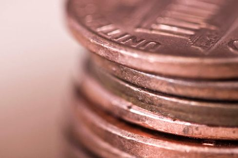 Stock Prices: Take a Penny, Leave a Penny, Help a Small-Cap