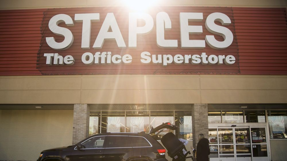 Sycamore Is Said to Seek $1 Billion Payout in Staples Debt Deal