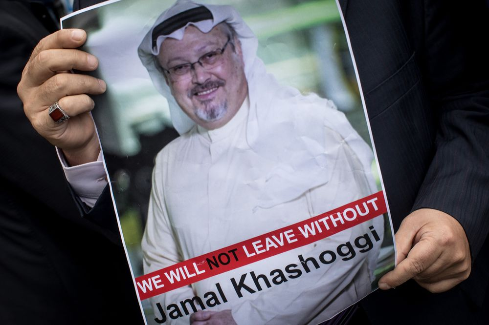 The Khashoggi Investigation - Cover