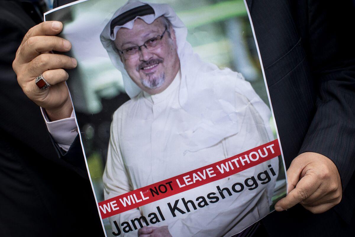 The Khashoggi Investigation cover image