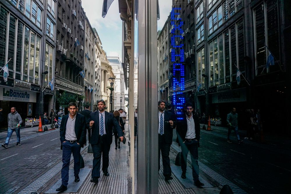 Citi Says 'Be Brave' and Buy Argentine Stocks