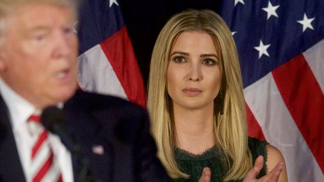 Donald Trump Slammed Nordstrom for Dropping Ivanka Trump's Line