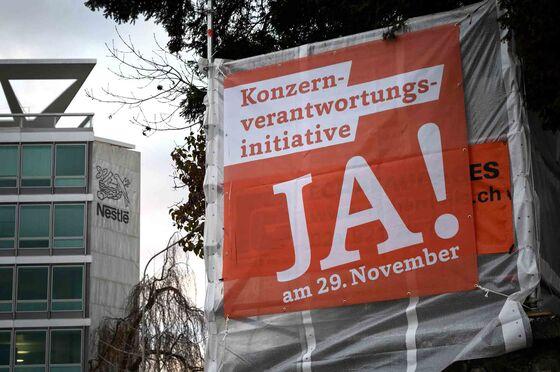Switzerland Inc. Sweats as Global Accountability Vote Nears