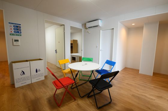 A First Look Inside the Tokyo 2020 Olympic Games Athletes' Village