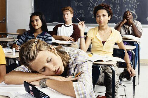 News Corp.s Klein Calls U.S. Education Grave Security Risk