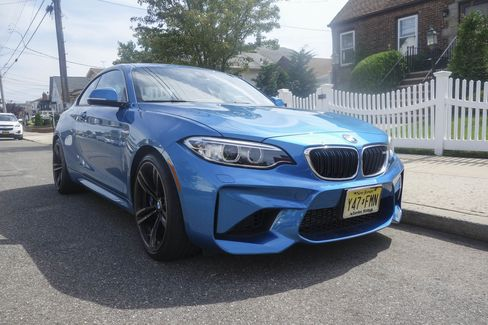 The front end of the M2.