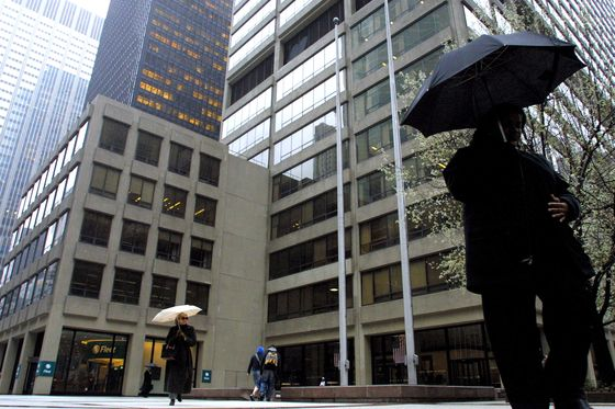 Blackstone Taking Deutsche Bank NYC Space Is Sign of Times