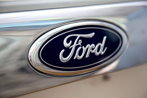 Ford Quarterly Profit May Slip Before Union Negotiations