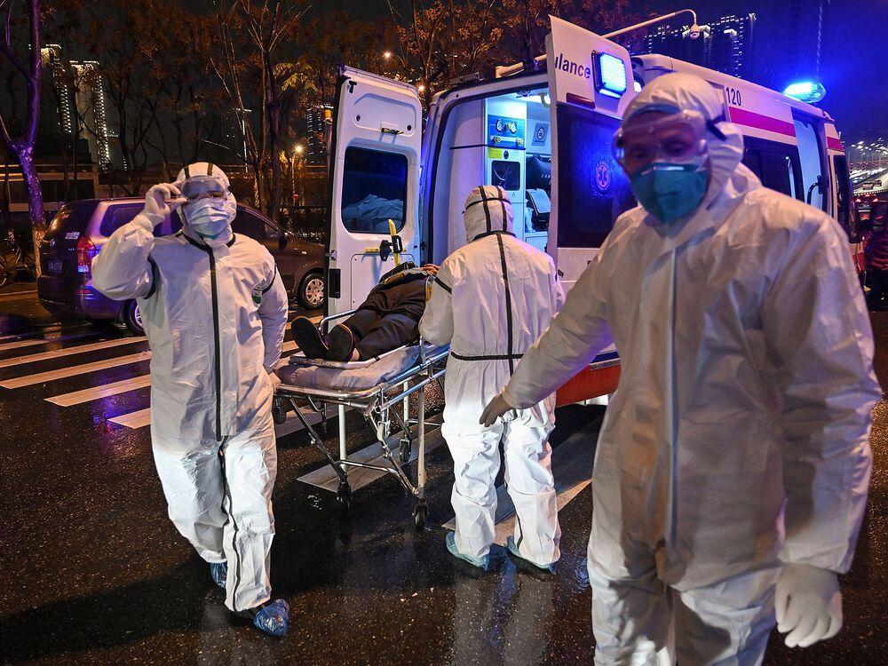 U.S. to Send Experts to China to Fight Coronavirus, Kudlow Says ...