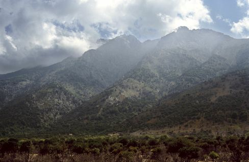 Mount Saos, on Samothrace island.