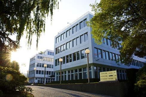 Glencore Xstrata Headquarters