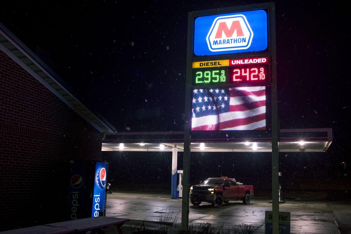 Marathon Petroleum to Buy Andeavor in Biggest Oil Refining