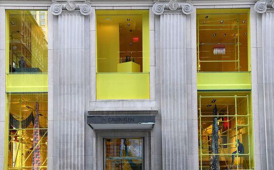 Calvin Klein to Close New York Flagship Store