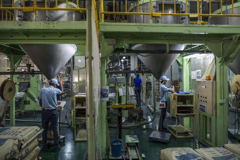 大日精化工業の工場