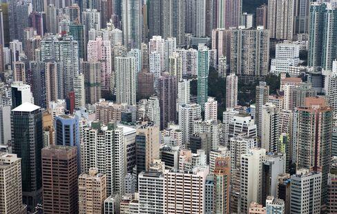 Hong Kong Homes Face Rising 'Negative Equity'