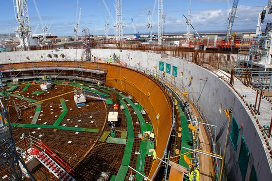 British Hinkley Point Nuclear Plant Delayed With Higher Costs
