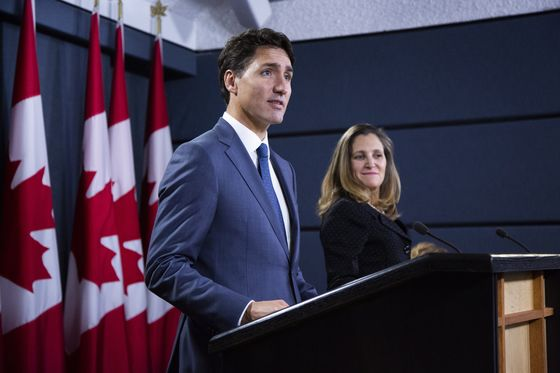 How the U.S. and Canada Ended Their Feud and Clinched a Nafta Deal